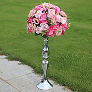 Künstliche Blumen ( Rosa / Helles Himmelblau / Lila , Kunststoff ) - Nicht personalisiert