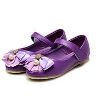 Fille Ballerines Confort Chaussures de Demoiselle d'Honneur Fille Similicuir Printemps AutomneMariage Décontracté Habillé Soirée &