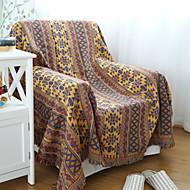 Cotton Bohemia Thickening Line Decorative Carpet Sofa Towel Blanket