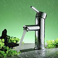 Moderne - Vandfald - Messing ( Krom )