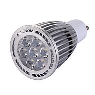 GU10 9 W 7 x 3030 SMD 850 LM Warm White / Cool White LED High Bright Spot Lights AC 85-265 V