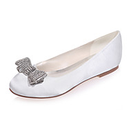Women's Wedding Shoes Round Toe Flats Wedding / Party & Evening Wedding Shoes More Colors available