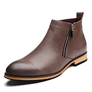 Men's Shoes Casual  Boots Black / Brown / Gray
