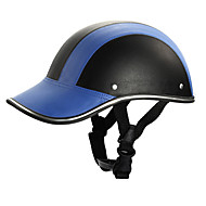 Motor Helmet Baseball Cap Style Safety Hard Hat Anti-UV Blue Silver Red Yellow Pink