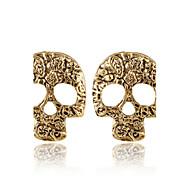 Cute/Casual Alloy Stud Earrings
