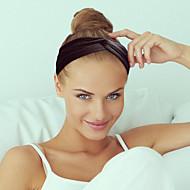 Women's Fashion Stretch Twist Turban Headband Twist Headband Hair Accessories