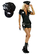 Cosplay Costumes / Party Costume Classic Police Costume Women's Halloween Costumes