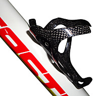 자전거 물 병 케이지 사이클링 산악 자전거 도로 자전거 BMX TT 고정 기어 자전거 레크 리에이션 사이클 여성 접는 자전거 울트라 라이트 (UL) 견고함 블랙 그레이 탄소 섬유