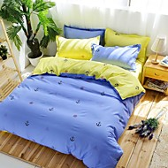 Navigation In Many Colors Bedding Set Of 4pcs Polyester