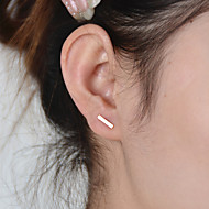 Women's New Extreme Simplicity Fashion Alloy Earrings