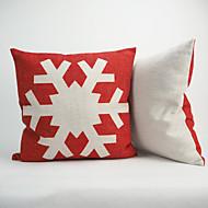 Bavlna / Lněný / Bavlna / Len Polštářový potah / Polštář - novinka / Povlak na polštář ,Květinový / Novinka / S texturou / Geometrický /
