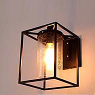 LED Chandeliers muraux,Rustique/Campagnard Métal