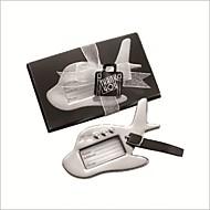 Ikke-personalisert - Bagasje Merker - Asiatisk Tema / Klassisk Tema ( Sølv , Rustfritt Stål )