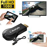 Miradisplay  TV Stick  1080P Chromecast DLNA Airplay WiFi Display Receiver Dongle Support Windows iOS Andriod