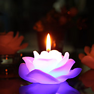 Led Solid Roses Candles European Style Holiday / Music Modern/ Romantic Wedding