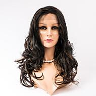 22inch Full Lace Hair Wigs Wavy Style Human Hair Malaysian Virgin Hair 100% Human Hair Full Lace Wigs for Women