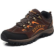 Unisex Athletic Shoes Spring / Summer / Fall / Winter Comfort Suede Outdoor / Athletic / Casual Taupe Hiking / Trail Running