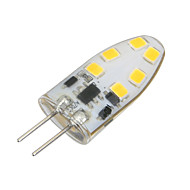 Marsing® G4 Silicone Seal 3W 200lm 3500K/6500k 12x SMD 2835 LED Warm/Cool White Light Bulb Lamp (AC/DC 12V)