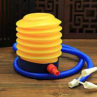 bryllupsfest leverer bryllup ballong stemplet på pumpen (tilfeldig farge)