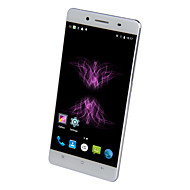 "CUBOT X16 5.0 "" Android 5.1 4G Smartphone (Dual SIM Quad Core 13 MP 2GB + 16 GB White / Black)"
