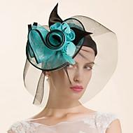 Women's Flax Headpiece - Wedding / Special Occasion Fascinators 1 Piece