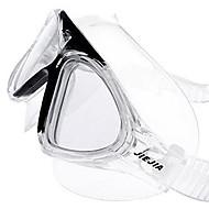 Made In China Zwembrillen Dames / Heren / Unisex Anti-condens / Waterdicht Kunststof Acryl Roze / Zwart / Lichtblauw Transparant