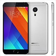 "MEIZU Straight 5.5 "" 5.0 Android טלפון חכם 4G (SIM כפול Octa Core 20.7MP 3GB + 16 GB אפור)"
