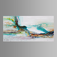 Abstract Wall Art Canvas Print Ready To Hang 50*100cm