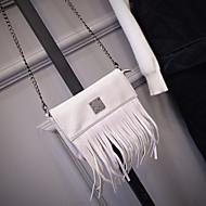 Women PU Shopper Shoulder Bag / Satchel / Coin Purse / Storage Bag - White / Gray / Black