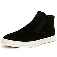 Men's Shoes Outdoor / Office & Career / Athletic / Casual Fashion Sneakers Black