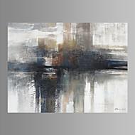 fantasi / Skojigt / Modern / Popkonst Canvastryck En panel Redo att hänga , Horisontell