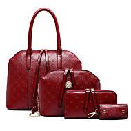 Damen - Umhängetasche / Beutel / Brieftasche / Bankkarten & Ausweis Tasche / Geldbörse / Handgelenk-Tasche / Handy-Beutel - PU -