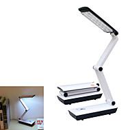Jiawen dimmable petite LED tactile charge ce bouclier un œil plier la lampe d'écriture d'apprentissage (AC110 ~ 220V)