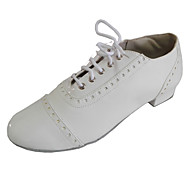 Customized Men's Latin Salsa Ballroom Shoe