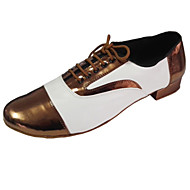 Customized Men's Latin Ballroom Salsa Shoes More Colors