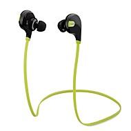 Bluetooth 4.0 fones de ouvido dos auscultadores do esporte ginásio exercício sem fio Bluetooth com microfone