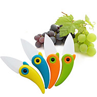 1pc Random Color Mini Knife Portable Folding Birds Knife Travel Accessories Cooking Tools Kitchen Accessories