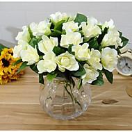 Silkki Gardenia Keinotekoinen Flowers