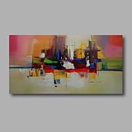 Hånd-malede AbstraktModerne Et Panel Canvas Hang-Painted Oliemaleri For Hjem Dekoration