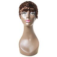 X-TRESS Straight Short Wig 100% Human Hair Wig