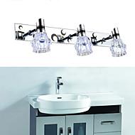Style mini Eclairage de Salle de bains,Moderne/Contemporain LED Intégré Métal