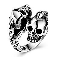 Veliki modni prsten Vintage / Zabava / Posao / Ležerne prilike ( Titanium Steel