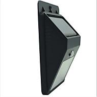 hry® 6LEDs ip55 montion-Sensor-Licht Wandhalterung Outdoor Gartentür Gate-Lampe