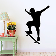 9301 Skyboart Wall Stickers for Sport Room Living Room Girl Room Decorations Wall Decals Wall Men Women Cartoon