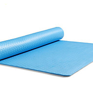 TPE Yoga Mats Extra largo Non Toxic Extra Ancho 8.0 mm Rojo Azul Verde Morado