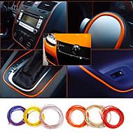 5 méter autó belső külső szerv módosíthatja matrica díszlécek auto autós matrica matrica dekoráció menet