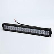 200w LED-ljus bar ledde off road arbete ljusstråle combo hyttbelysning 4wd lastbil 12V / 24V 4x4 suv bil