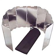 AT6344   10 Pieces Of Aluminum Alloy Wind Deflector