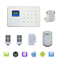 433MHz Teclado Wireless / Mensagem / Celular 433MHz GSM Codigo de Aprendizagem