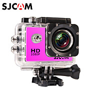 SJCAM SJ4000 Opsætning / Stropper / Skrue / Rengøring Værktøj / Suge / Action Kamera / Sportskamera / Vandtæt hus / Kabel / klæbemiddel